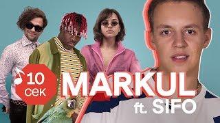 Скачать Узнать за 10 секунд MARKUL угадывает треки ЛСП T Fest Yanix Oxxxymiron и еще 31 хит