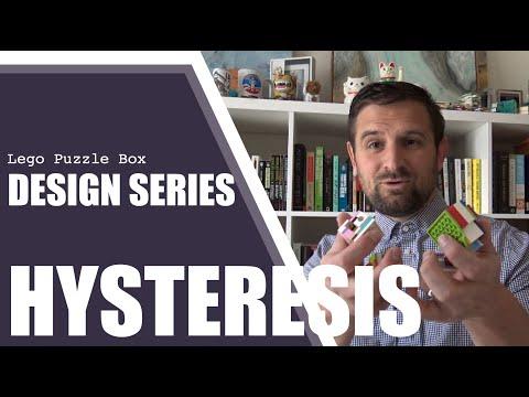 Design Series: HYSTERESIS - Lego Puzzle Box Tricks (Expert)