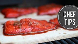 How to Cook Salmon - Cedar Plank Salmon Recipe