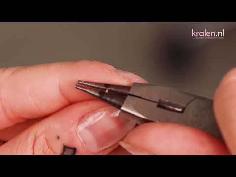 Basistechniek sieraden maken: zó maak je van een kraal een bedel of hanger
