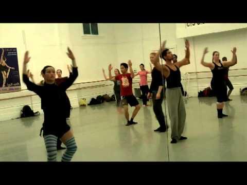 Movement Studies And Choreography For Dance Class (Horton Technique)