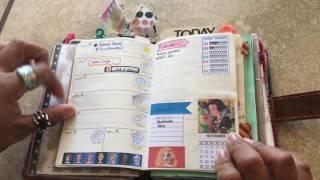 updated a6 traveler s notebook flip through