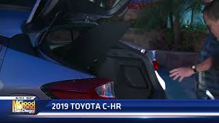 10 31 18 2019 Toyota C HR