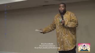 SJW DEBATES #14-Umar Johnson Vs LGBT Feminist