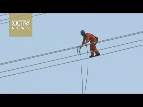 Watch: Sichuan-Tibet Grid Interconnection Project receives first overhaul