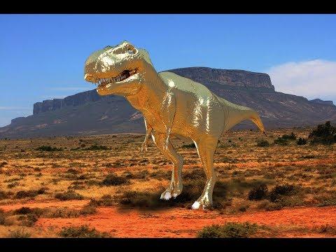 El Misterio del Tiranosaurio Rex