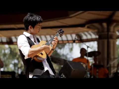 Jake Shimabukuro While My Guitar Gently Weeps
