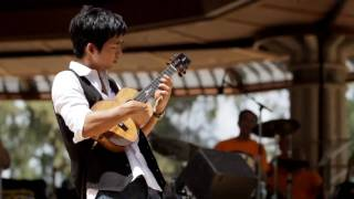 Jake Shimabukuro While My Guitar Gently Weeps