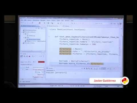 Image from TDD en Python