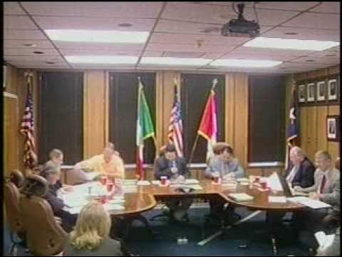 BND Board Meeting - September 9, 2009