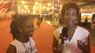 Teen interviews at the Essence Festival 2016