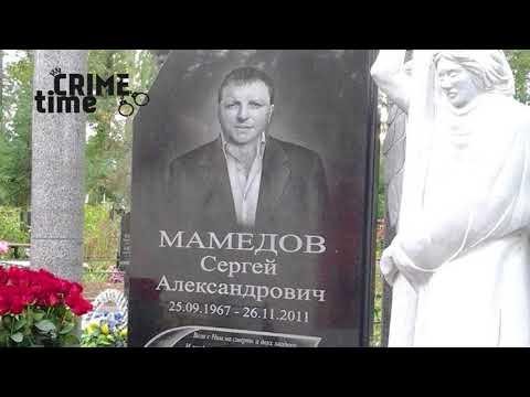 На «сходке» под Киевом вспоминали «вора в законе» Мамеда и делили Украину