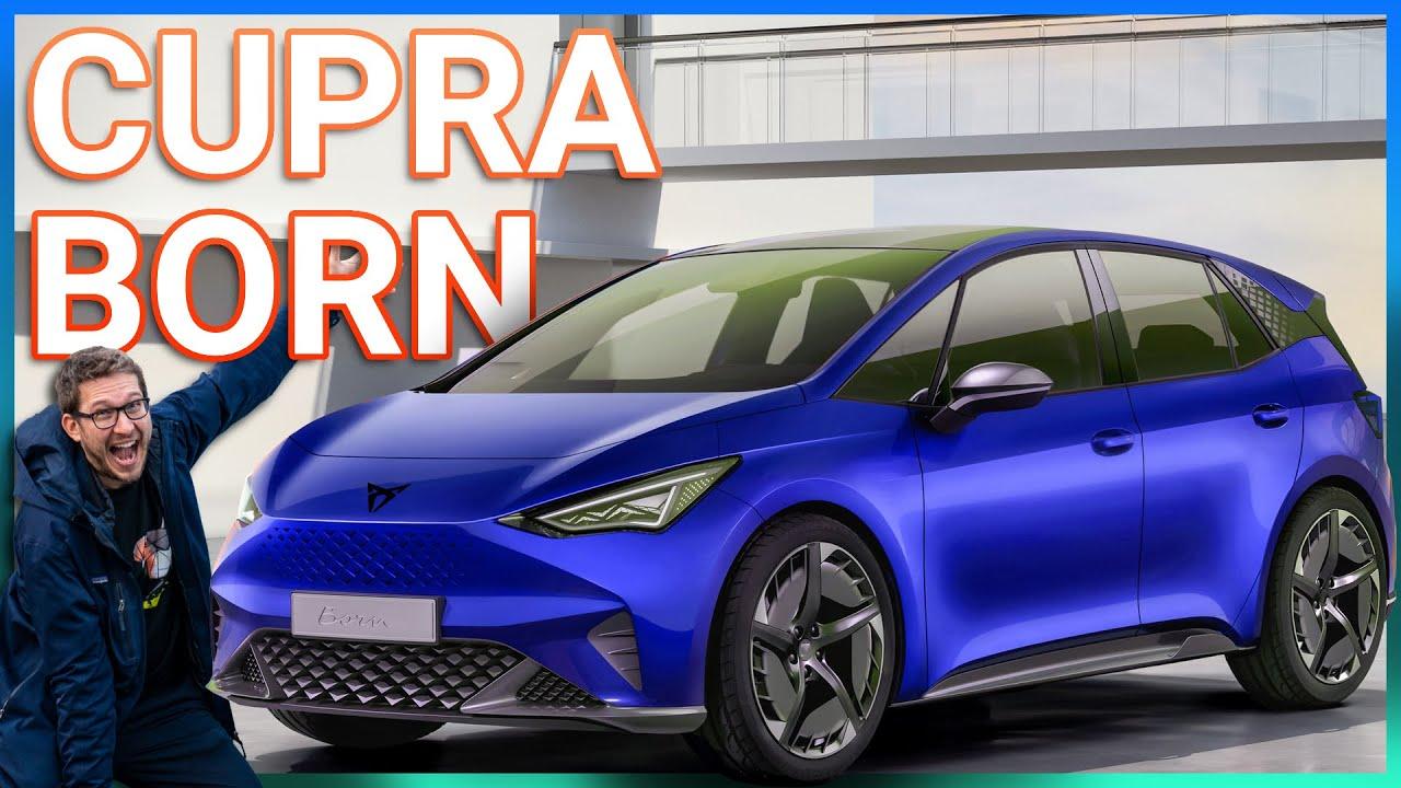 Seat Cupra Born, Tchibo Elektroauto Abo, Tesla Giga Berlin Probleme, Mercedes EQS Details