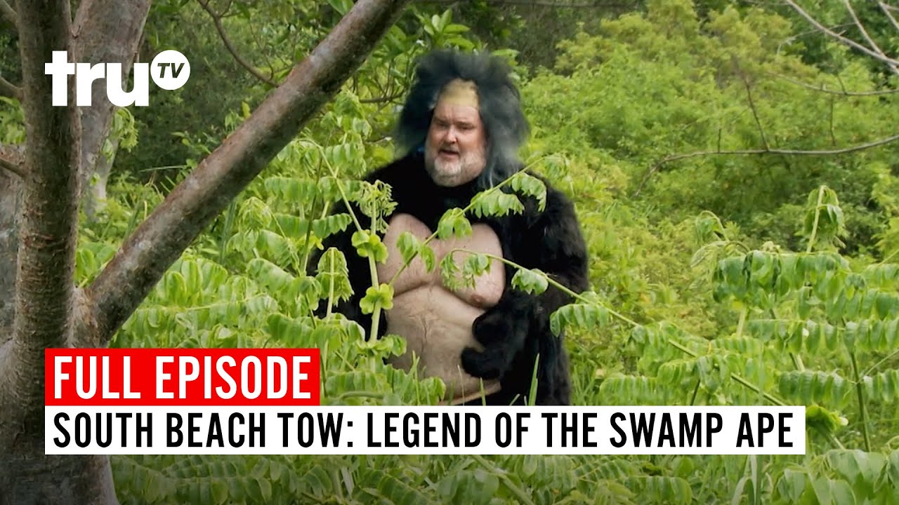 Download South Beach Tow | Season 7: Legend of the Swamp Ape | Watch the Full Episode | truTV