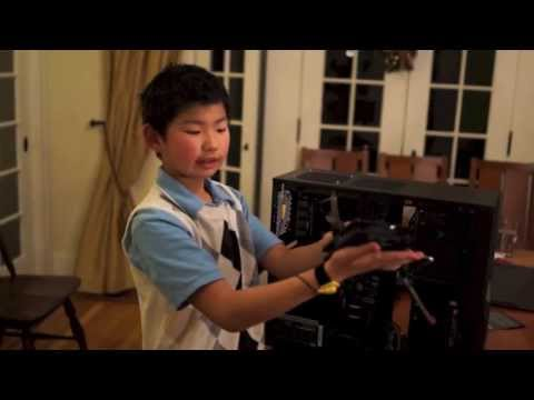 9 years old kid How to Build a Computer