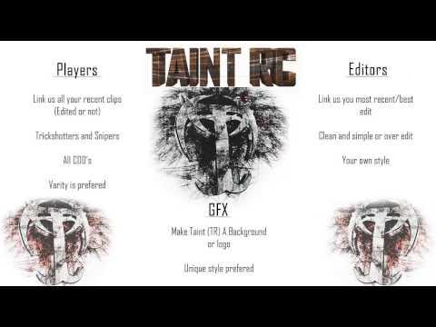 TaintRealm Recruitment Challenge (OPEN)