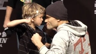 UFC on FOX 9: Fight Club Q&A with Josh Thomson