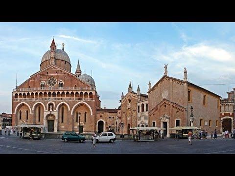 Basilica of Saint Anthony of Padua, Italy, Pasqua 2014