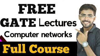 Computer networks gate lectures | computer networks gate | CN gate | computer networks in hindi #1