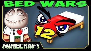 ч.12 Bed Wars Minecraft - Эпичная жесть)))