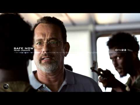 Henry Jackman - Safe Now [Captain phillips]