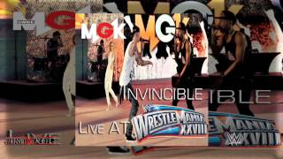WWE: Invincible (Live at WrestleMania 28) by MGK
