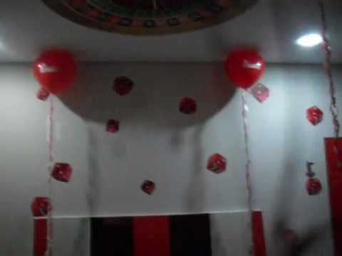 Decoraciones nicas de nuestras habitaciones youtube for Cuartos decorados feliz cumpleanos