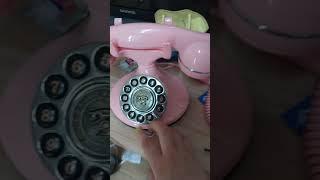 나의 새로운 집 전화기