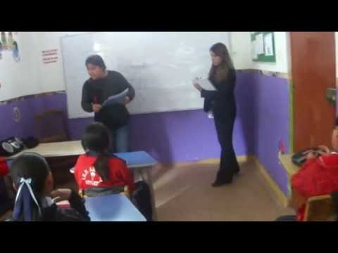 El salon de clases - 1 4
