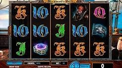 Blackbeard's Gold Slot Video Review - Casinos-Online-888.com