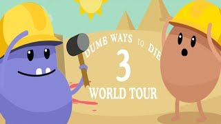 Dumb Ways To Die 3: World Tour - New Game - All Dumb Ways Mini Games Full Unlocked