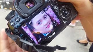 Những bí quyết chụp  ảnh xuân , tết nguyên đán 2018 ,chân dung với Lens fix 50 1.8 và cả lens Kit