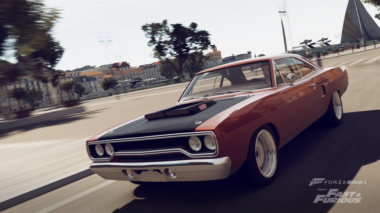 Fast Furious Forza Horizon 2