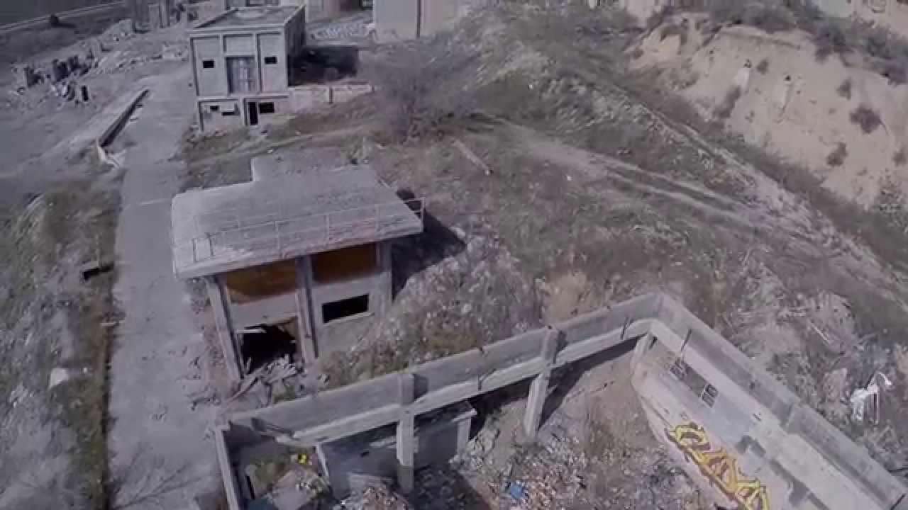 Abandoned Cement Factory : Abandoned cement factory lime oregon youtube