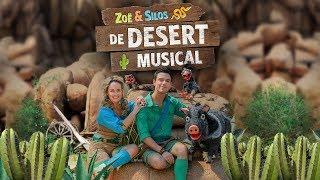 Ontmoet Zoë & Silos in De Desert musical in Arnhem!