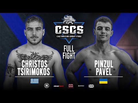 Combat Strike 1: Christos Tsirimokos vs Pinzul Pavel Full Fight