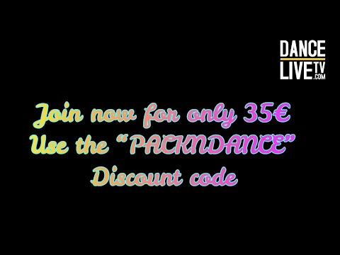Kizomba Urban Kiz Tarraxinha Tarraxa/o Tutorials For Only 35€/month With PackNDance On DanceLiveTV