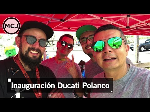 130 Inauguración Ducati Queretaro
