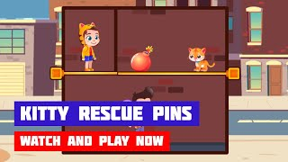 Kitty Rescue Pins · Game · Gameplay