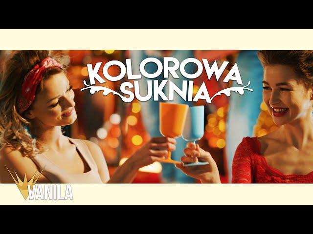 Cliver - Kolorowa Suknia (Oficjalny teledysk) NOWOŚĆ DISCO POLO 2020