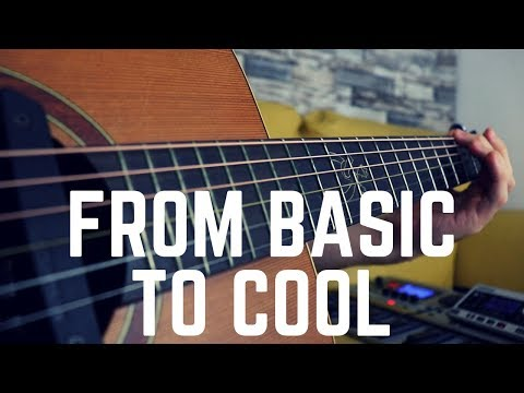 Three Steps to Make your Old CHORDS Sound Beautiful ... and Bluesy
