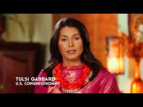 A Message From Tulsi Gabbard On Gita