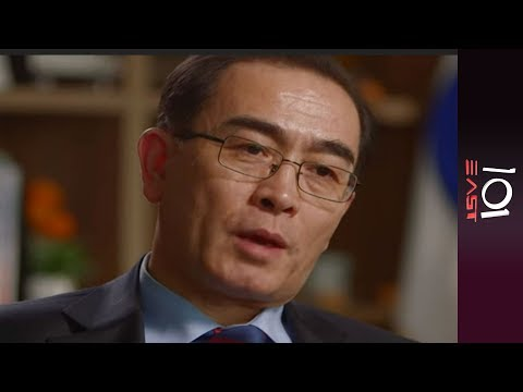 101 East - Thae Yong-ho: Interview with a North Korean defector