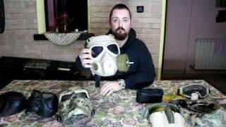 How to do softair! Episodio 1: le maschere!