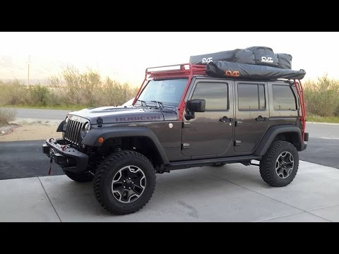mojave overlanders ep 1 our jeep build with the overland. Black Bedroom Furniture Sets. Home Design Ideas