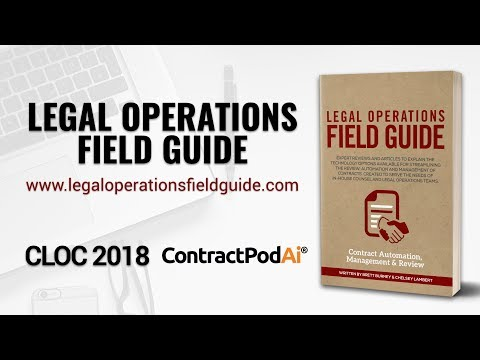 ContractPodAi Interview at CLOC 2018 - Jon Squire