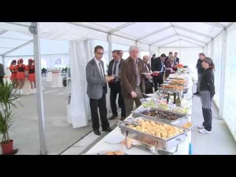Firemný event pod párty stanom - ArcelorMittal Gonvarri SSC Slovakia s.r.o.