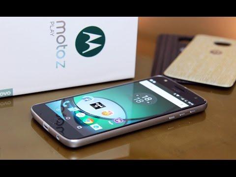 Lenovo Moto Z Play - recenzja, Mobzilla odc. 327 [+KONKURS - zakończony]
