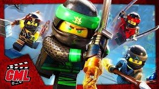 LEGO NINJAGO, LE FILM : LE JEU COMPLET FRANCAIS