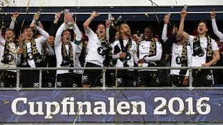 Rosenborg Celebrate Championship With Mannequin Challenge